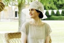 Because Downton / What is a week-end? / by Astrid Bé