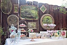 { Candy Bars & Dessert Tables } / by Viri Caballero