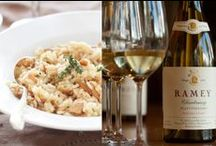 Chardonnay Recipe Pairings / Pair these foods & recipes with your favorite bottle of Chardonnay!  / by Chardonnay Symposium