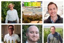 201 Seminar & Panel Session / Maintaining Terroir Expression in a Changing World.  Is climate change forcing the evolution of Chardonnay? Can vintners preserve traditional terroir expressions using viticulture & winemaking techniques? Or do those interventionist techniques themselves compromise terroir? These are among the fascinating questions we'll explore. Join us for the discussion & tasting of unique Chardonnays. Session moderated by Matt Kettmann, Contributing Editor of Wine Enthusiast Mag. / by Chardonnay Symposium