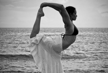 Yoga Loves / Just a few of my favorite poses, places and quotes to live by!  / by Kim Dawes
