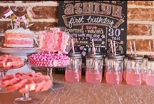 party ideas / by Restoration Redoux