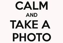 Fotografía  / La fotografía sólo puede representar el presente. Una vez fotografiado, la fotografía se convierte en pasado. / by Ari Sassone
