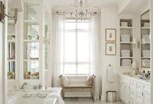Bathroom ideas / by Restoration Redoux
