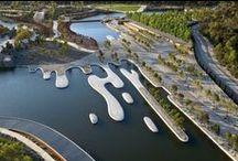 Urbane Design / Urban Design. Public Architecture.  Innovation and Uniqueness.  / by A M