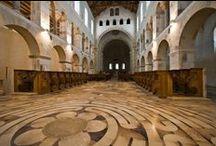 Labyrinth,  Maze / by Andrea (Sol la Cantor) Ortiz Boyer