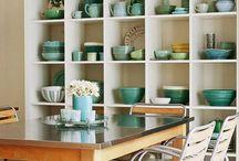 Kitchen Inspiration / by Alison Farrar