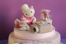 Torta dekorációk / by Glazur Shop
