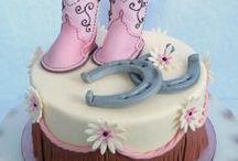 Torták hercegnőknek:-) / by Glazur Shop