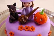 Halloween torták / by Glazur Shop