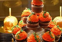 ♥Halloween Treats♥ / Fright Night Treats And Dishes...Party On ! / by Diane Goff-Cornett
