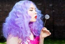 That stuff on my head / by Eva Laserna