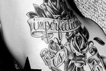 Tattoos & Piercings  / by Al V