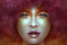 Digital Art: Inspiration / by Chantavia Hightower