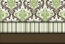 Backgrounds & patterns / by Jessi Crossley