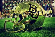 Sic'em / The college that has my support, forever and always Baylor.  / by Abigail Anderson