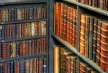 LIVRES. BOOKS. BOOKS EVERYWHERE  ... / by Suzanne