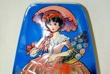 VINTAGE TINS / by Suzanne