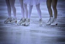 Patins a glacé ❀ / by Minnie Mable