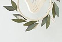wreath / by Junko Momota