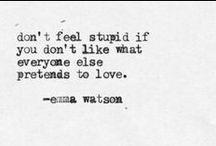 Words of Wisdom / by Jennifer Pittman
