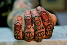 Inked / by 6 Shore Road by Pooja