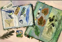 art journal, garden,nature / by Tisha Sheldon
