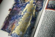 Calligraphy  / Calligraphy & typography + and lettering after the Renaissance / by Nancy Ewart