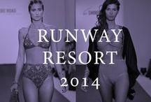 6 Shore Road Runway Swim 2014 / by 6 Shore Road by Pooja