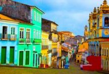 South America / by 6 Shore Road by Pooja