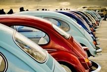 VW's / by Debbie Archibald