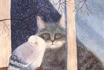 Whimsical and lighthearted Art / by sheila charloff
