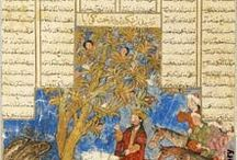 books / Codices, manuscripts: calligraphy illumination marginalia bindings  / by Casper Ahasuerus