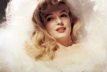 M.M. / Marilyn Monroe / by Marilyn Pfingston