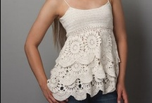 Crochet It -- Adult Clothes & Accessories / Inspiration, Patterns - Free & Small Fee / by Cheryl Shorter