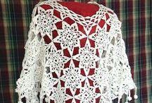 Crochet It -- Scarves & Shawls / by Cheryl Shorter