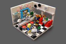 Lego / (worlds most popular toy) / by Adam Sangae