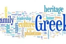 EVERYTHING GREEK / by Mary Georgeson