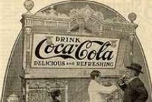 coke  vintage advertisement / by Darin Wright