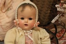 Composition Doll / by The Dolls Hospital & Dollstore