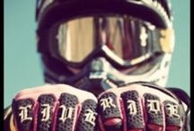 Moto life <3 / MX, FMX, Fox racing, cloths, bikes, and gear!  / by Katie Roach