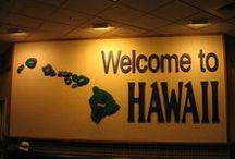 Beautiful Hawaii / Hawaii / by Connie Willyerd