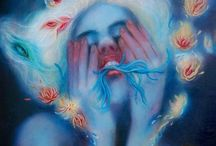 Beat of my art / All genres & mediums -- art art art love love love!!!  Live it, breathe it, crave it... / by Ivette Parsons