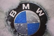 BMW / by Viktoria Magdik Nielsen