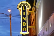 Lindo Theatre / The Classic Cinemas Lindo Theatre is located in downtown Freeport, IL  / by Classic Cinemas