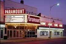 Meadowview & Paramount Theatres / The Classic Cinemas Meadowview Theatre & Paramount Theatre are located in Kankakee, IL  / by Classic Cinemas