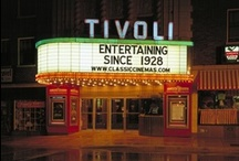 Tivoli Theatre  / The Classic Cinemas Tivoli Theatre is located in downtown Downers Grove, IL  / by Classic Cinemas
