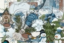 First Snow / by Mad Genius Designs