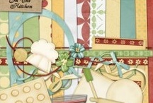 In The Kitchen / by Mad Genius Designs