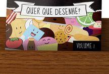 Receitas Ilustradas / Mixidão / by Silvana